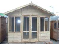 Summehouse / Chalet - New Shape Lugano - Garden - Timber - Cornwall
