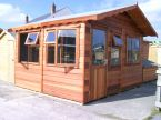 Studio / Office - Cedar - Garden -Timber - Cornwall