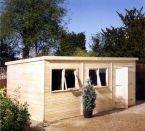 Workshop / Shed - Big Pent Garden - Cornwall