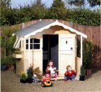 Childrens Garden Playhouse / Play Den - Cornwall