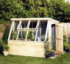 New Solar Potting Shed / Greenhouse - Cornwall