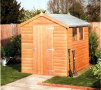 Shed -Tanalised Royal Apex - Garden Storage - Cornwall
